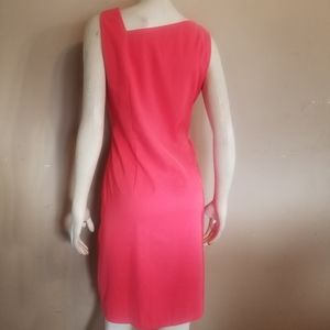 AB studio dress sleeveless Size 14